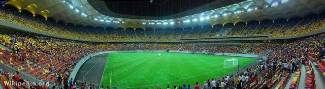 National Arena panora