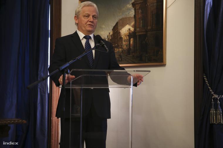 Tarlós szerint Budapest most egy lépéssel megelőzi Európát.