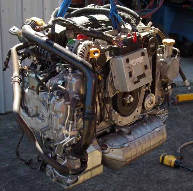 Audi diesel engine recall