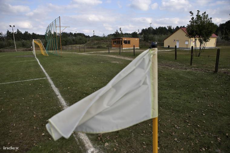A bugaci focipálya