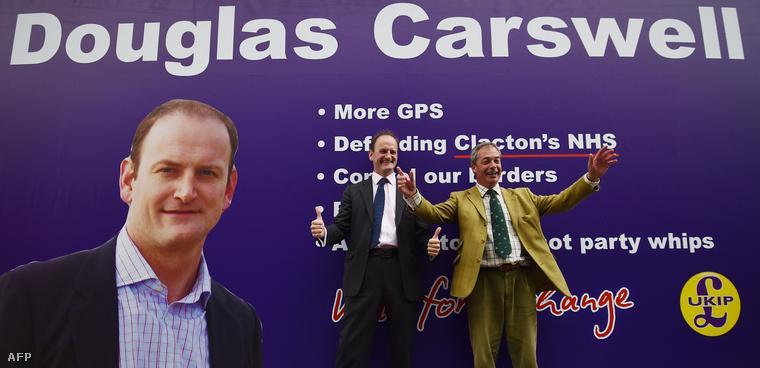 Carswell és Farage