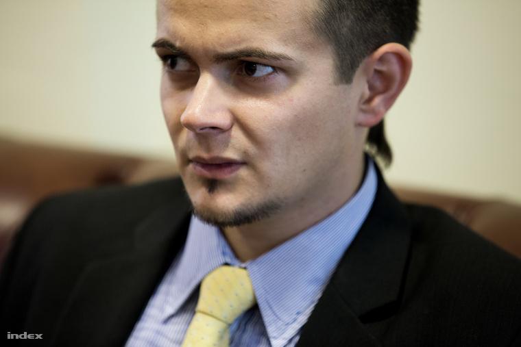 Janiczak Dávid, Ózd 27 éves polgármestere