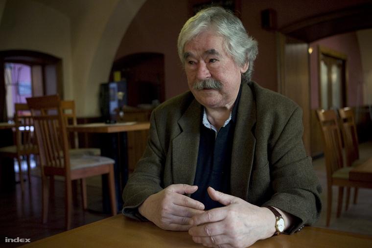 Csukás István író harmadik éve szerepel a listán