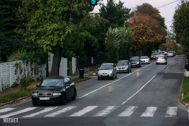 Gábor Áron utca