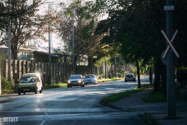 Vágány utca