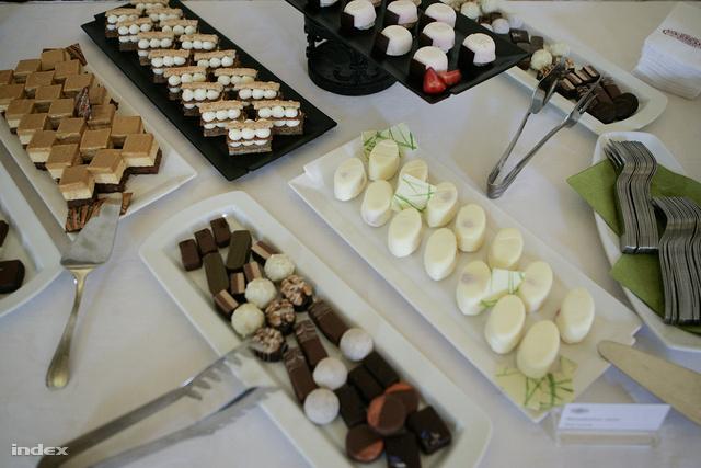Gerbeaud sütemények