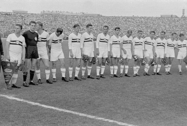 A Budapesti Honvéd csapata (1953)