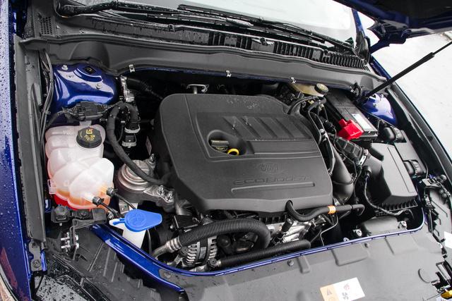 Mindössze másfél literes, de 160 lóerős ez az Ecoboost benzines a Wagonban