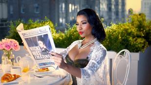 Nicki Minaj mellei leigázzák a világot