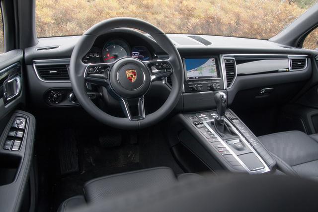 A Porsche-kabin eggyel előkelőbb környezet
