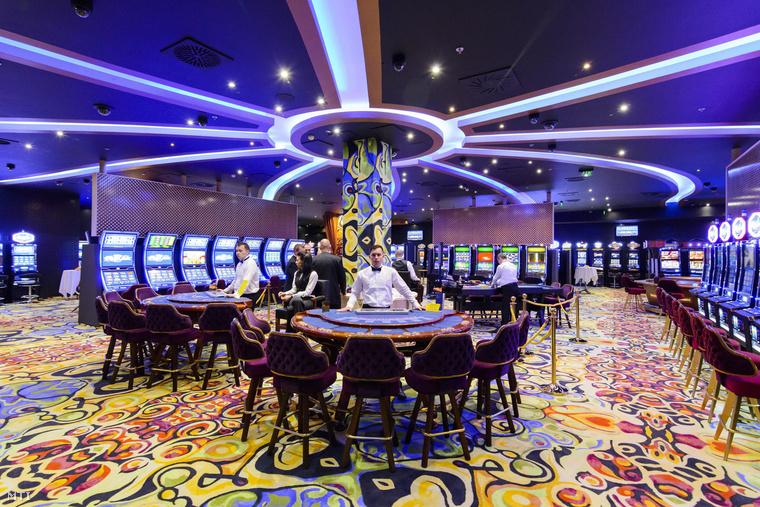 A debreceni Grand Casino