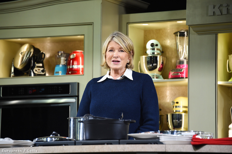 Martha Stewart: sokra vitte, napi 3-4 óra alvással