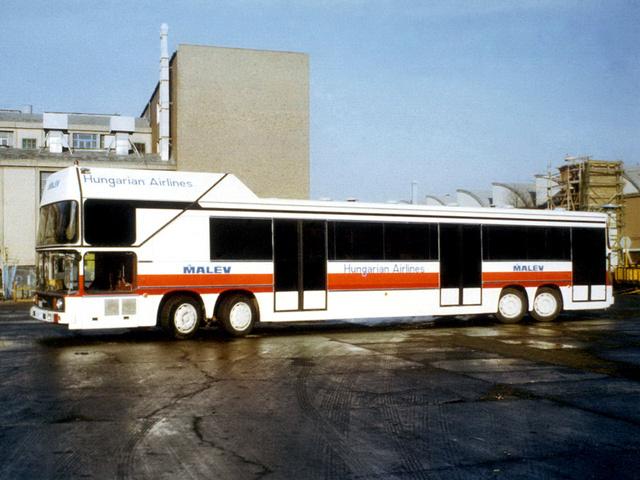 Az utolsó PAL-T busz az Ikarus 692.03