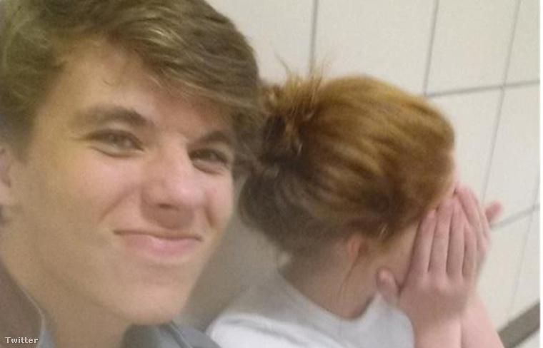 Alex a barátnőjével