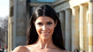 Micaela Schaefer ismét topless fotókkal sokkolja a világot