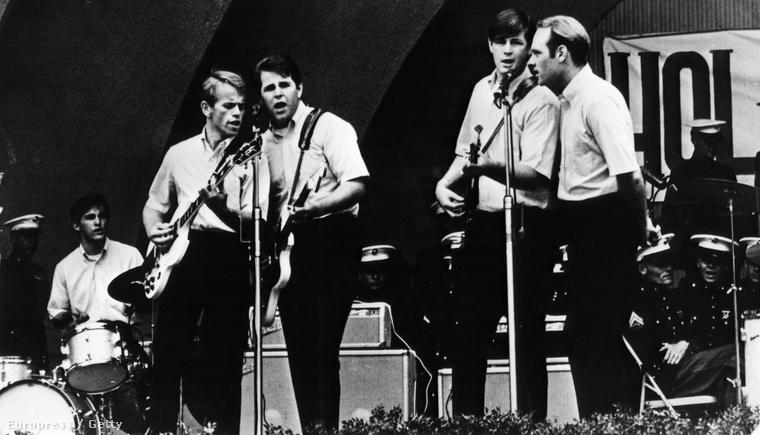 A Beach Boys '63-ban