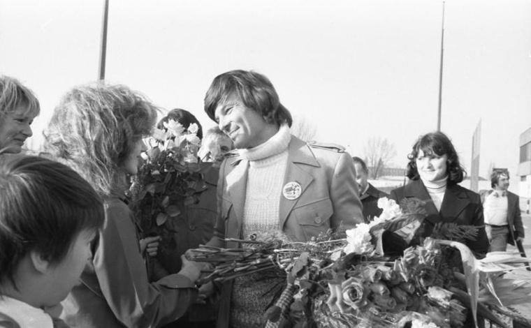 Dean Read Kelet-Berlinben 1978-ban