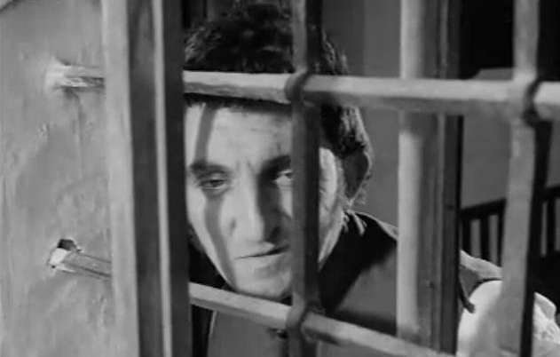 """Gera Zoltán """"A Tenkes kapitánya"""" című tévésorozatban (1963)"""