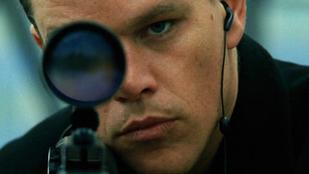 2016-ban jön az új Bourne-film