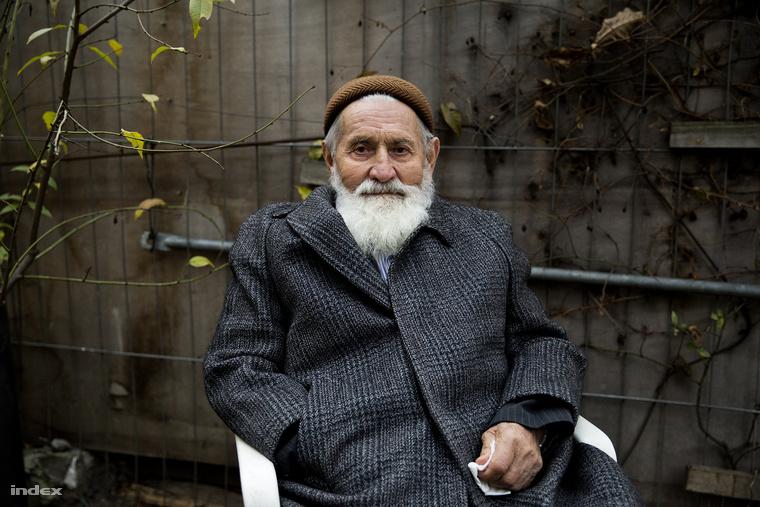 Osman Kalin, 2014. november 9-én.