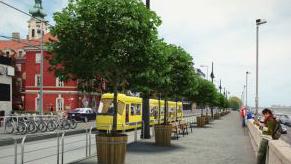 Időzített dugóbomba a budai belváros