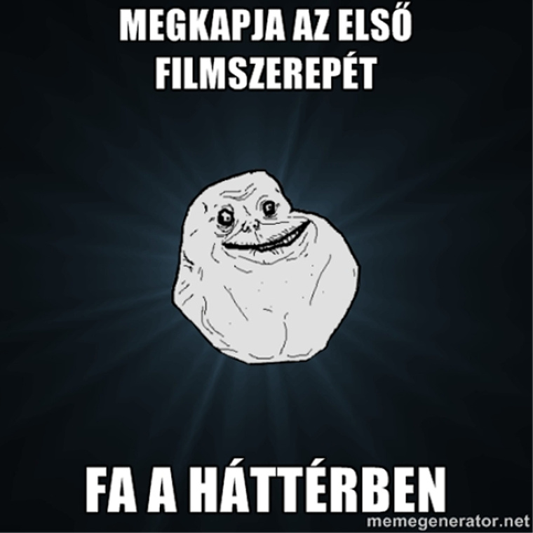 forever alone hollywood