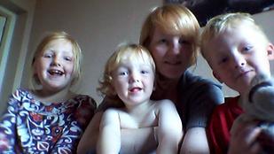 A Twitter mentette meg a depressziós anya életét