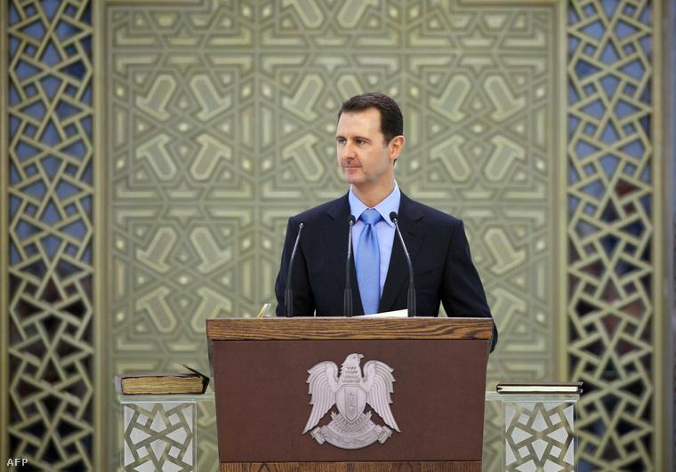 Bassár el-Aszad