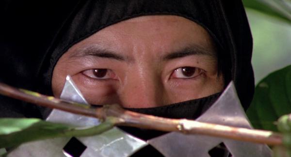 Sho Kosugi az Enter the Ninja című filmben