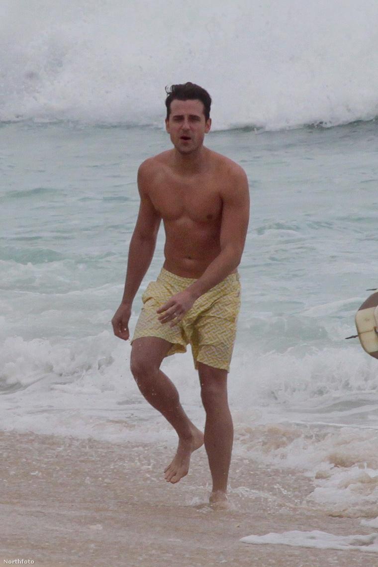 Jared Followill a tengerparton