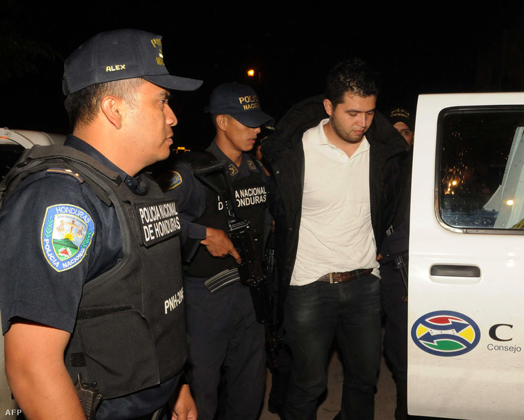 Aris Maldonado letartóztatása