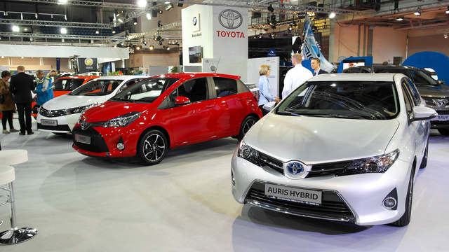 A Toyota budapesti kereskedői együtt vannak jelen, de elhozták az új NX-et is