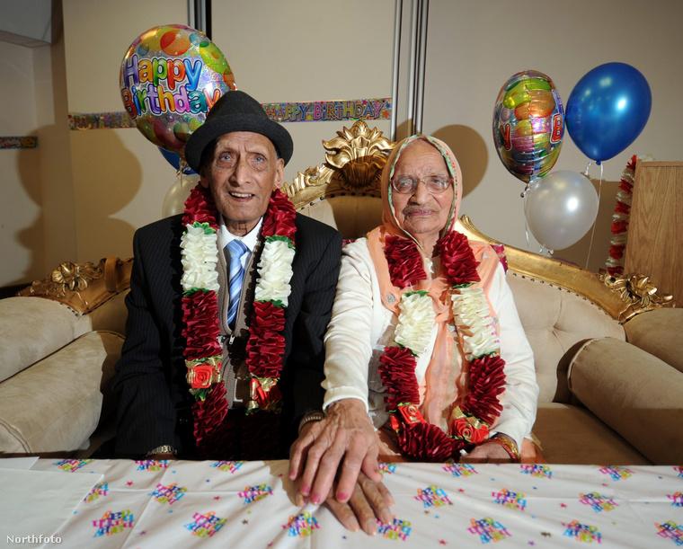 1925-ben házasodtak össze, és mára ők lettek a világ legidősebb házaspárja