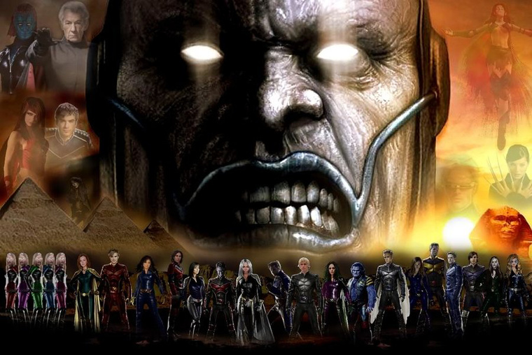 X Men  Age of Apocalypse by Valor1387