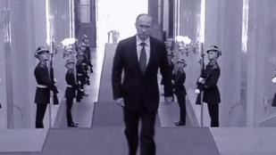 Dübörög a neten az ultramenő Putyin-rap
