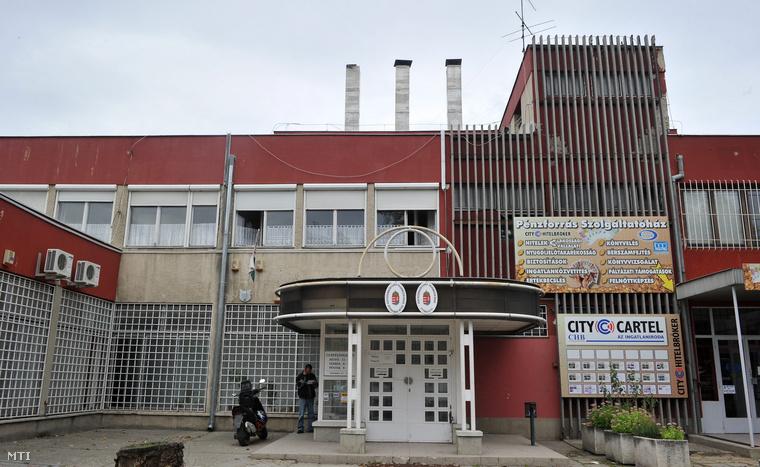 A szigetszentmiklósi Gyámhivatal épülete