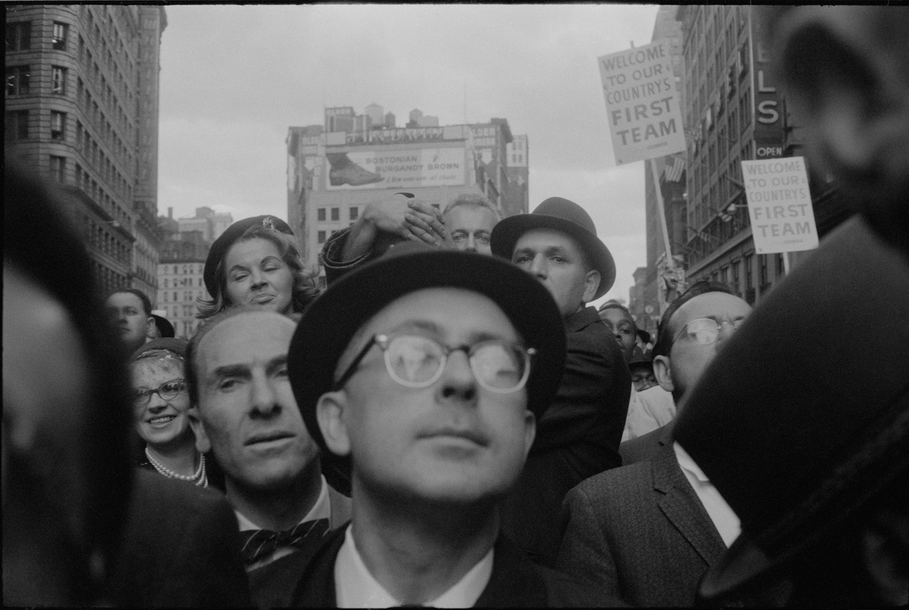 Richard Nixon kampányállomása, New York (1960)