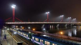 24 évig húzza majd a Rákóczi híd új világítása