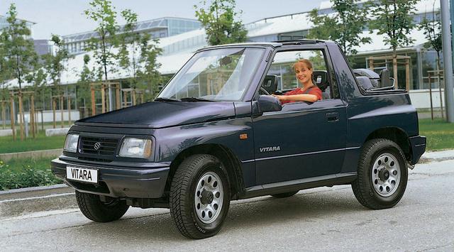 Soha nem volt ez SUV. Sikkes, de valódi terepjáró, az igen