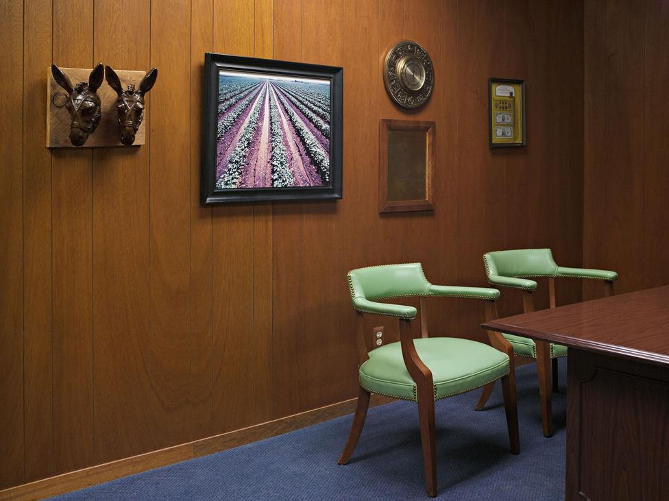 Hitelező irodája, Happy State Bank, Silverton, Texas 2012