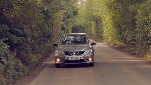 Nissan Pulsar dCi – Önjáró szarkofág