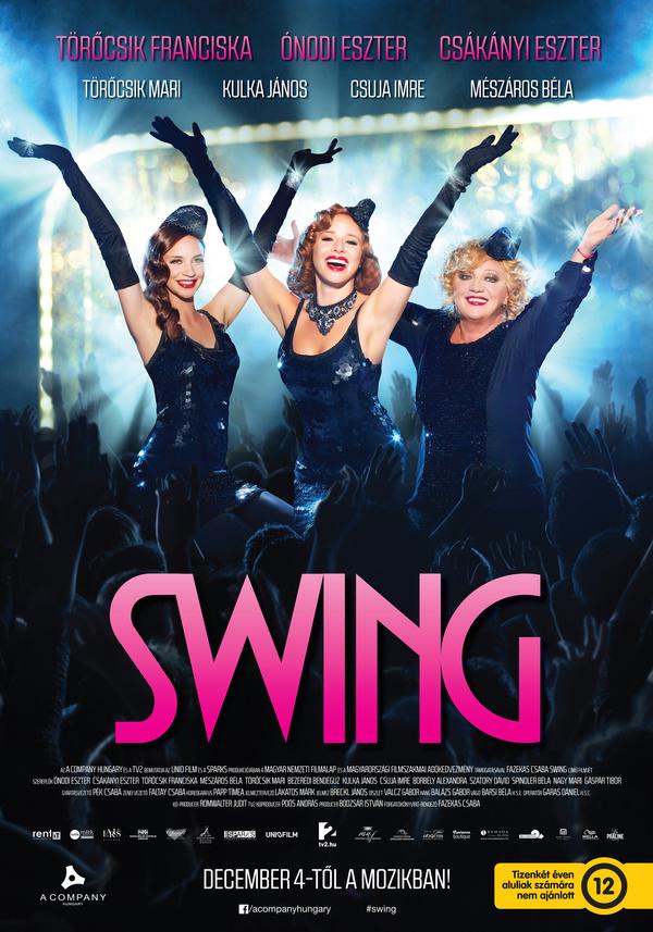 Swing plakat 12V