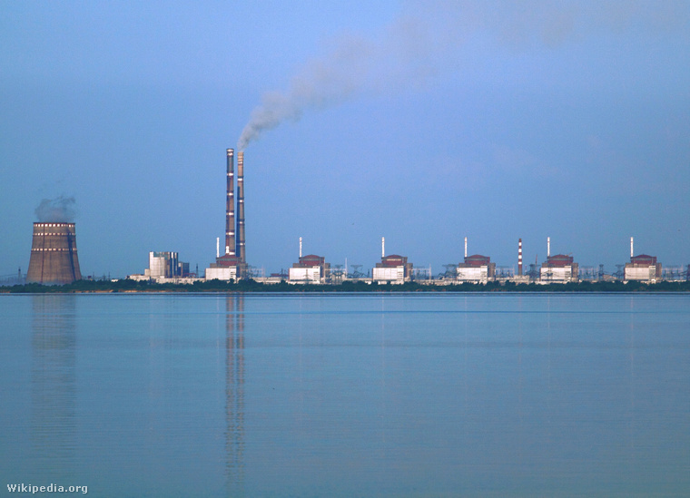 Kernkraftwerk Saporischschja