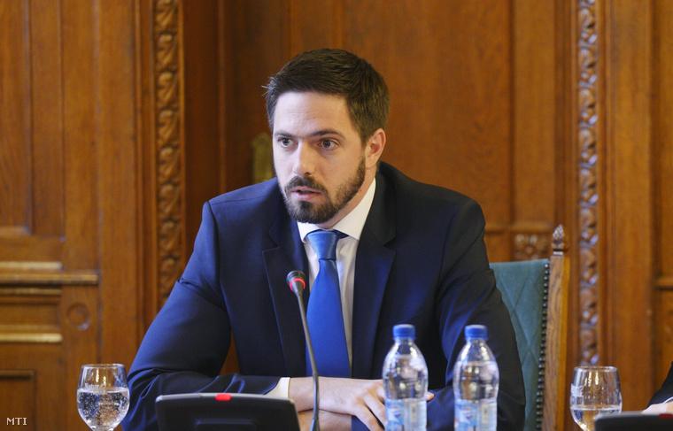 Magyar Levente, a Külgazdasági és Külügyminisztérium gazdaságdiplomáciáért felelős államtitkára