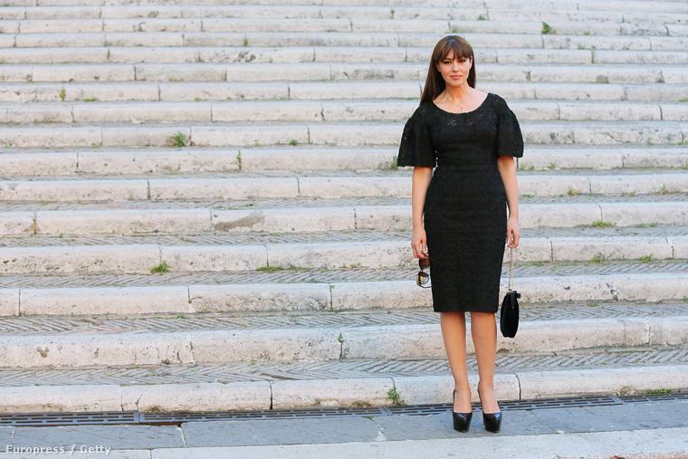 Monica Bellucci az egyik Bond-lány szerepét kapja