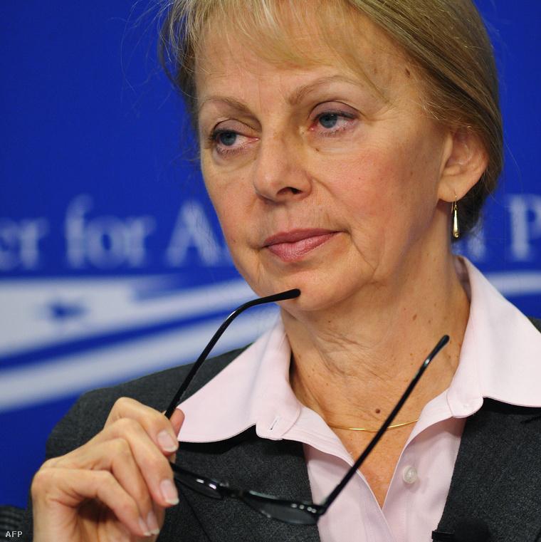 Sandra Polaski, az ILO politikákért felelős főigazgató-helyettese