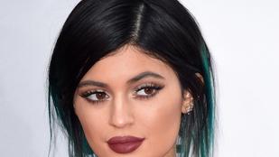 A Jenner-lányok a nőverő Chris Brownt szeretik épp nagyon