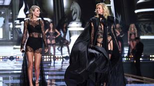 Taylor Swift csak sugdolózott a barátnője fülébe