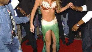 Mariah Carey lába a világ legdrágább testrésze
