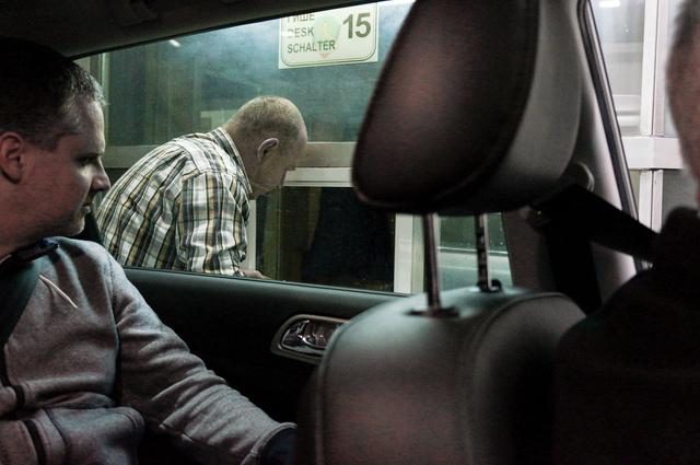 Izgalmas pillanatok a szerb-bolgár határon a H6 próbarendszáma miatt